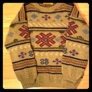 Timberland Weathergear wool/alpaca sweater